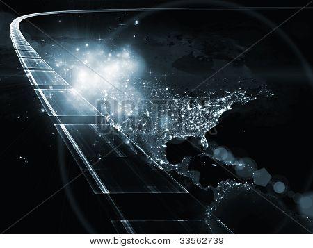 Globalization Of Information Highway