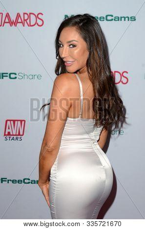 LOS ANGELES - NOV 21:  Cristiana Cinn at the 2020 AVN Awards Nominations Party at the Avalon on November 21, 2019 in Los Angeles, CA