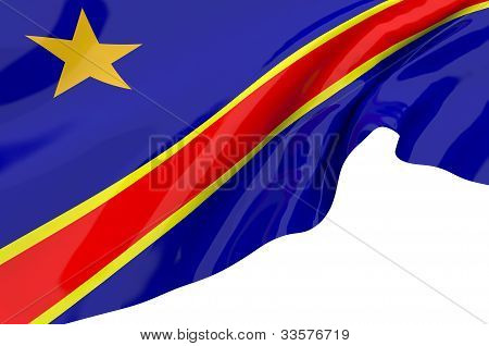 Flags Of Drc