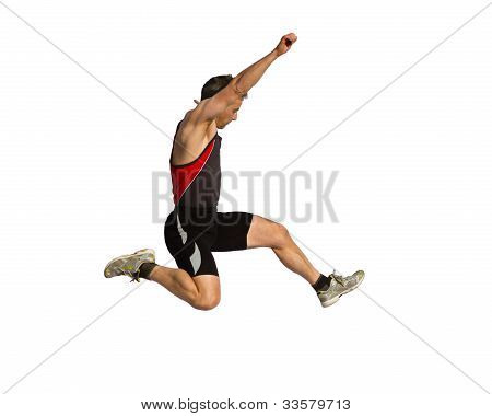long jum in track and field