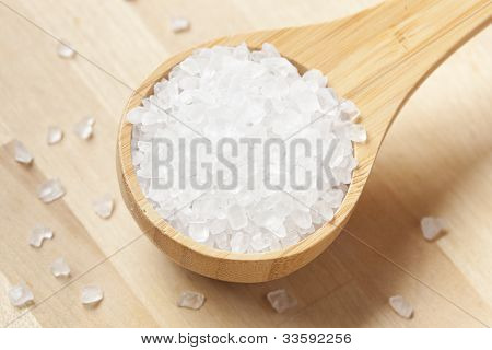 Pure White Sea Salt For Cooking