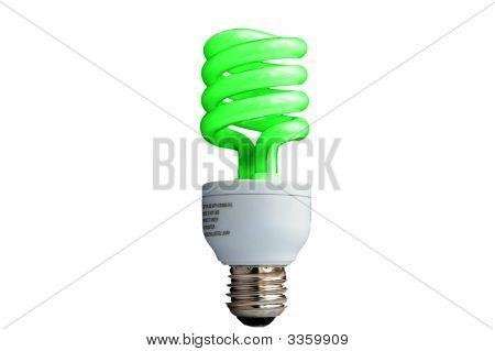 Iso Bulb Green