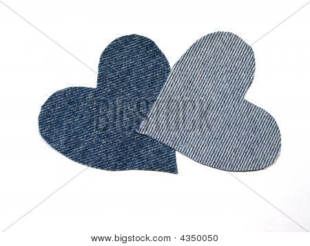 Jeans Hearts