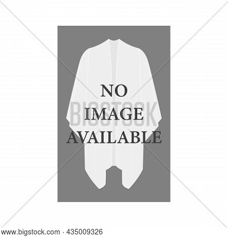 No Image Available. A Picture With Poncho To Replace The Missing Photo On The Site, Online Shop,  Ca
