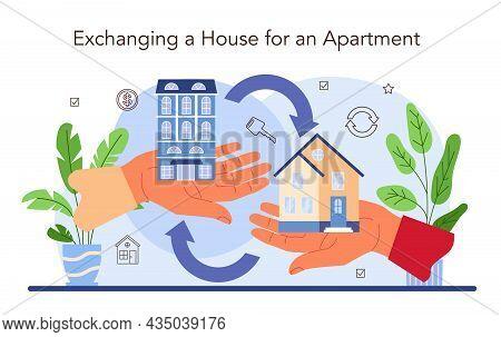 Real Estate Agency Service. Qualified Realtor Or Broker Service.