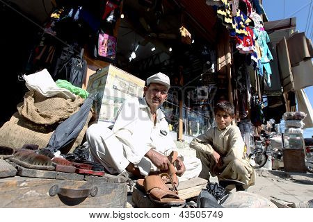Daily life in Swat Valley Pakistan