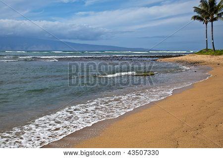 Beach in Maui