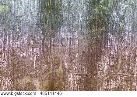 Nice Old Shabby Hardwood Surface Texture - Abstract Photo Background