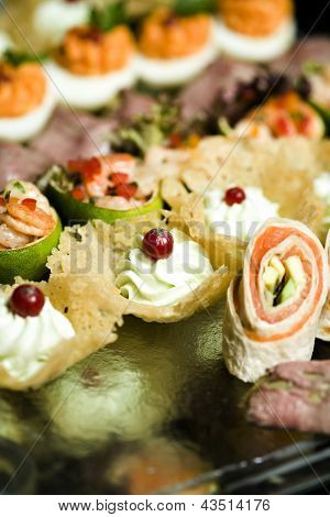 Gourmet Food For Parties