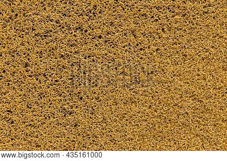 Brown Plastic Doormat Texture And Background Seamless