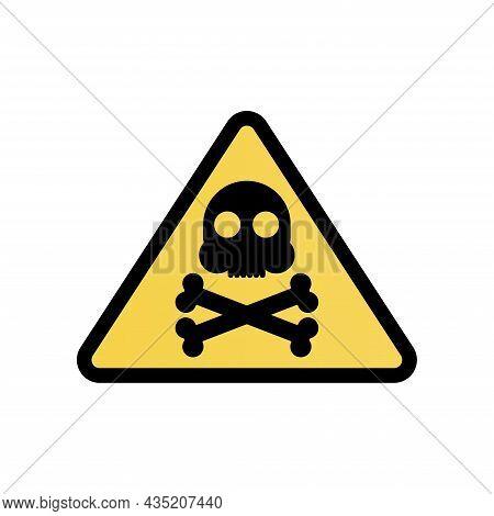 Danger Sign. Potential Danger Warning. Have You Got Any Problems