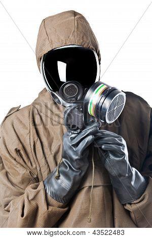Regulating The Gas Mask