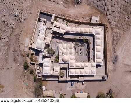 Nabi Musa, Prophet Moses Burial Site In Judean Desert,