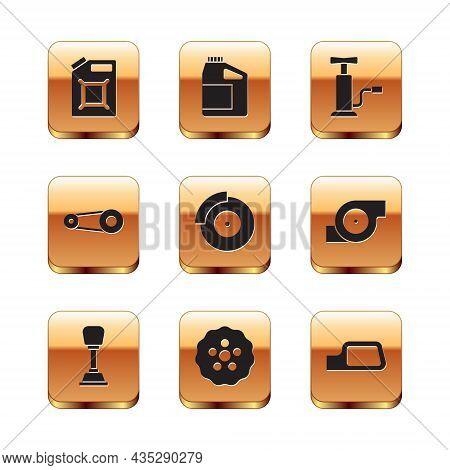 Set Canister For Gasoline, Gear Shifter, Car Brake Disk With Caliper, Timing Belt Kit, Air Pump, Mir