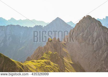 Berglandschaft In