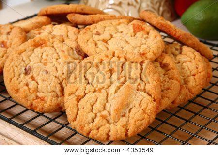 Peanut Brittle Chip Cookies