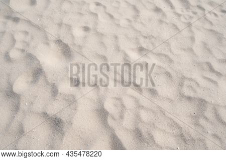 Detail Of Texture Sand In Tropical Island Summer Background And Travel Design High Quality Detail Of