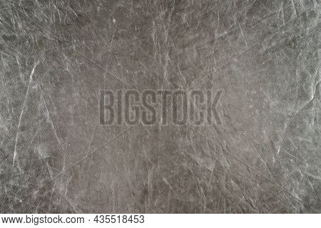 Closeup Photo Of Retro-reflective Fabric Cloth Material For Background