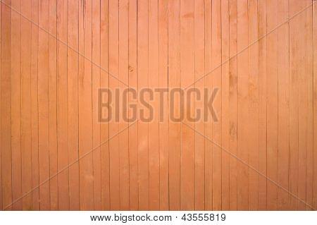 Brown Wooden Bricks Background
