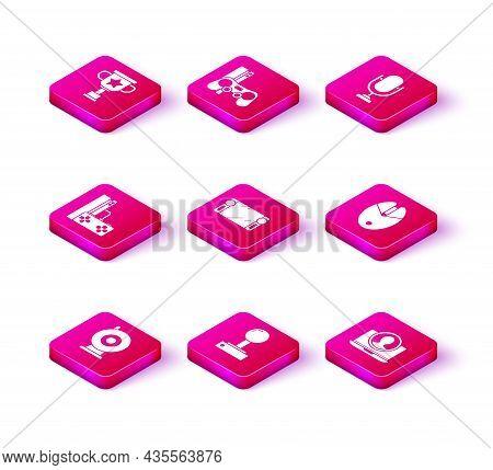Set Web Camera, Joystick For Arcade Machine, Game Console With Joystick, Portable Video Game, Create