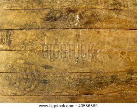 Texture Of Old Wood Plank