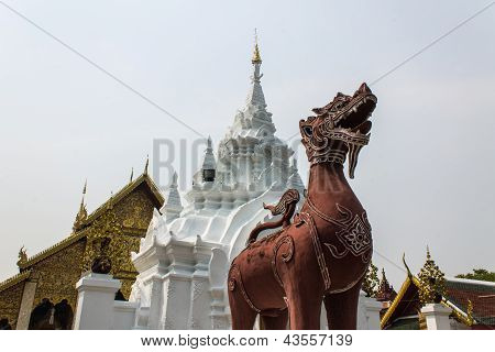 Wat Phra That Haripunchai