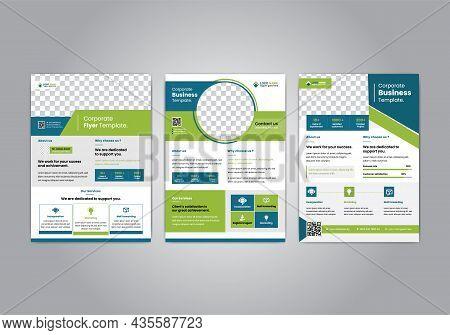 Creative Corporate Flyer Template Design, Brochure, Annual Report, Magazine, Poster, Corporate, Flye