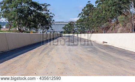New Pool Lane Road Highway Section