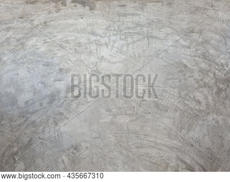 Cement Wall A Cement Floor Of Background