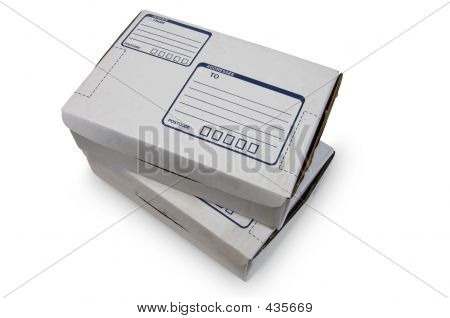 Parcel Box - Stack