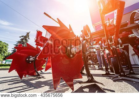 New Modern Agricultural Machinery And Equipment Details