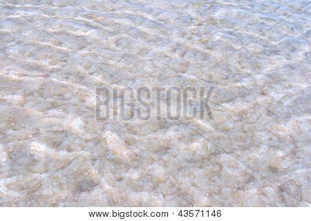 Raw Salt Texture