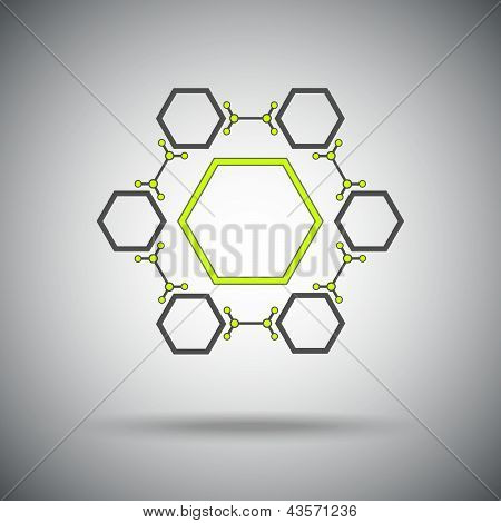 Hexagonal Connection