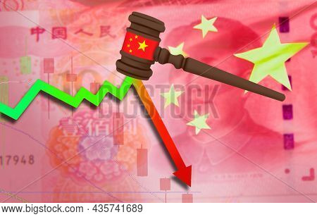 China Regulatory Crackdown Cuts Beyond Investment In Stock Market