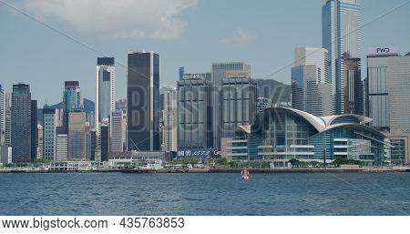 Wan Chai, Hong Kong 07 June 2021: Hong Kong city