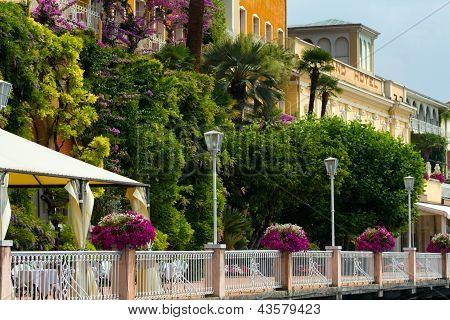 Walk Along The Promenade
