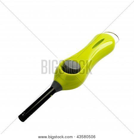 Green Grill Lighter
