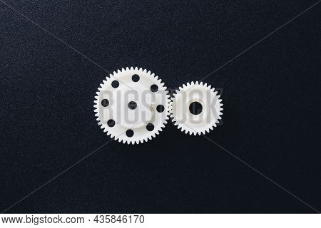 plastic gears, rc car toy spare parts