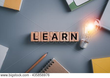 Innovative Learning, Idea Of inspiration From Reading And Learn, Creative Educational Study, Self
