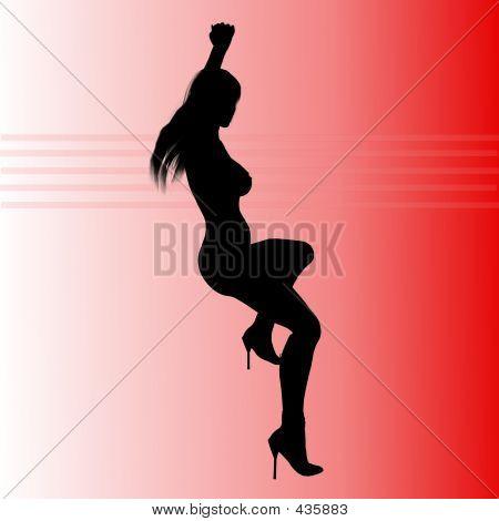 Dancing Girl 3