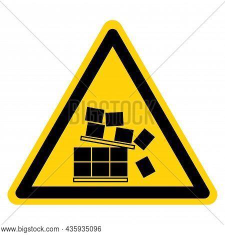 Stack Correctly Symbol Sign, Vector Illustration, Isolate On White Background Label .eps10