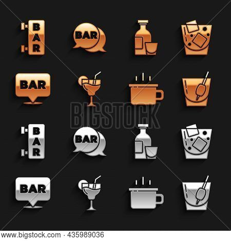 Set Cocktail, Glass Of Whiskey, Bloody Mary, Coffee Cup, Alcohol Bar Location, Drink Rum, Street Sig