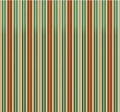 Retro stripes colorful green-brown and coffee background (vector) poster