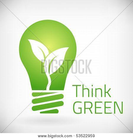 Think Green Eco Bulb