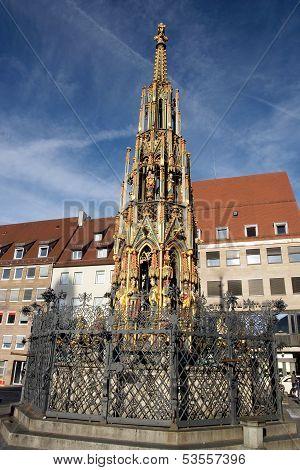 Ancient Nuremberg
