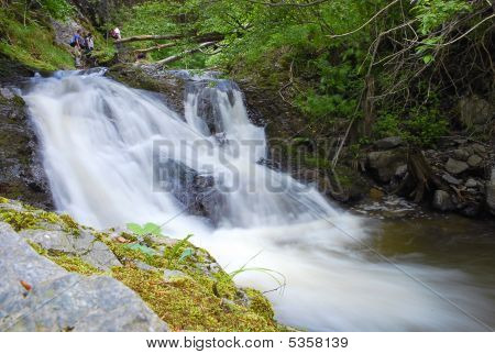 Waterfall Valea Lui Stan