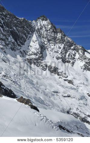 Swiss Alps: The Nadelhorn