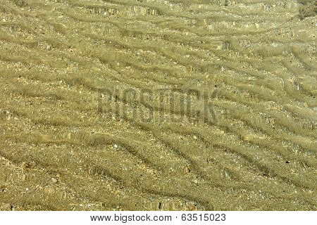 Texture-seabed
