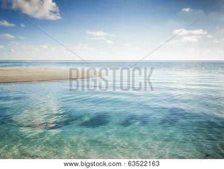 Tropical Sea Island