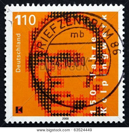 Postage Stamp Germany 2000 Adolph Kolping